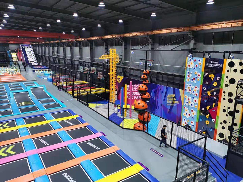 Hangzhou Pokiddo Indoor Jump Tower
