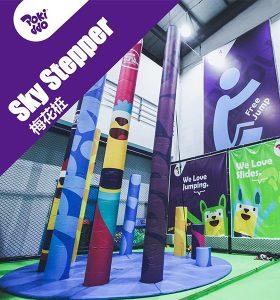Sky Stepper/Stairway to Heaven - Indoor Climbing Wall Challenge