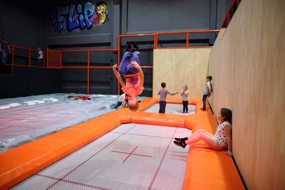 High Performance Trampoline Safety Rules