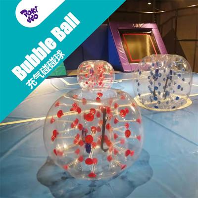 Bubble Ball Soccer - Indoor Amusement Park Attraction