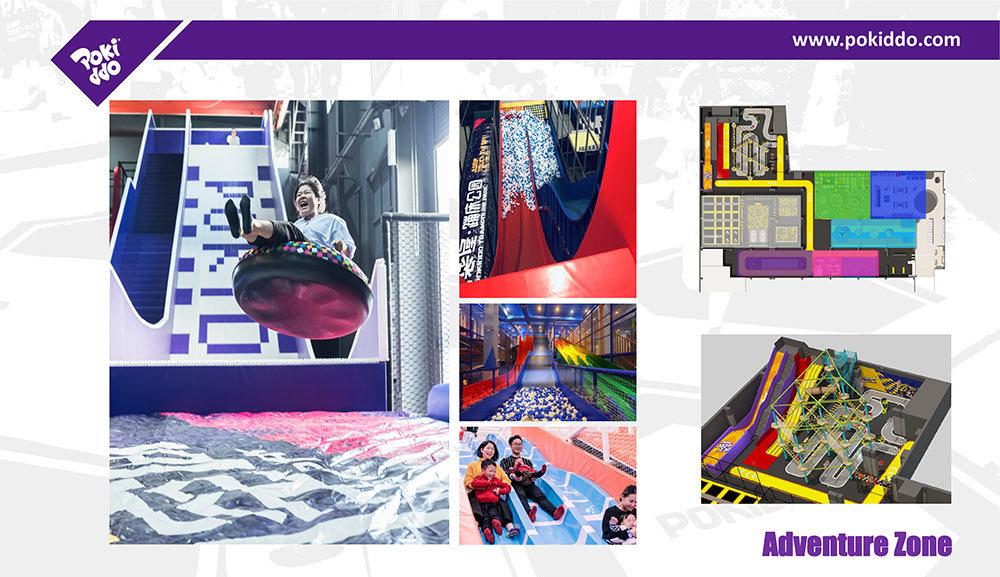 Algeria indoor trampoline and adventure park(6)