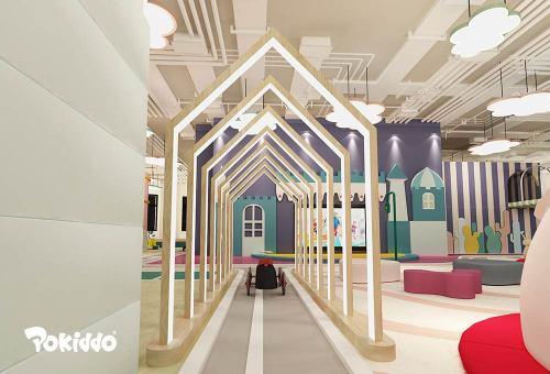 Taipei Kids Soft Play Indoor Playground Park