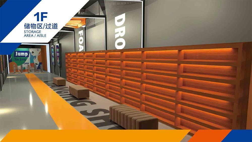 Tenglong Sports Center Indoor Trampoline and Adventure Park Design Proposal (5)