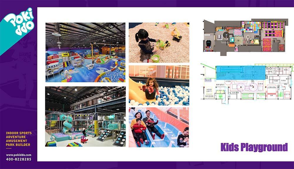 Nantong Indoor Playground and Trampoline Park Design (5)