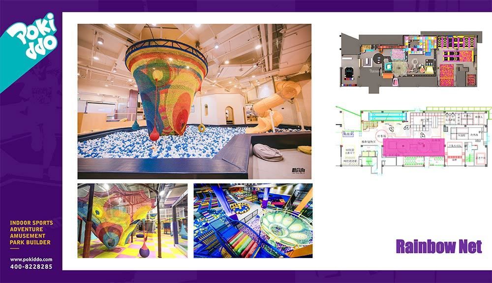 Nantong Indoor Playground and Trampoline Park Design (6)