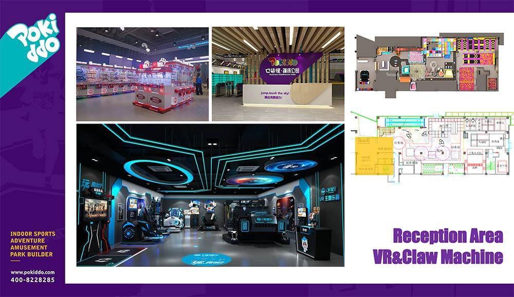 Nantong Indoor Playground and Trampoline Park Design (7)