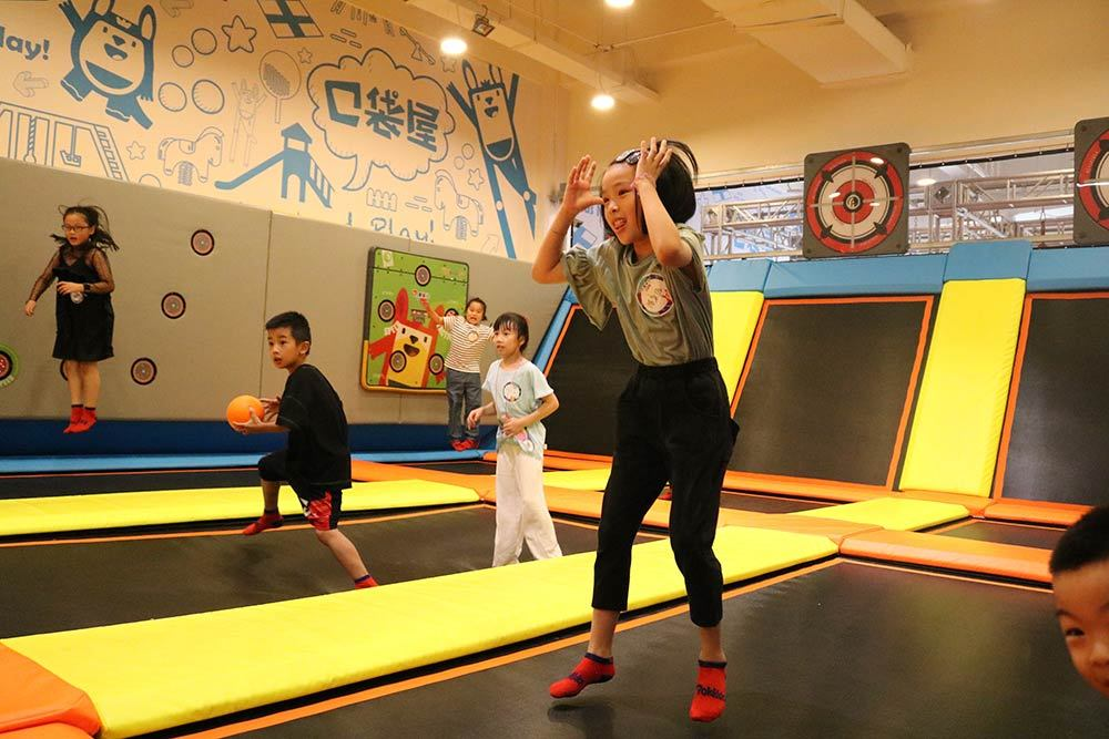 How Does a Trampoline Park Business Make Money