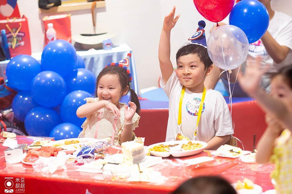 Trampoline Park Birthday Parties