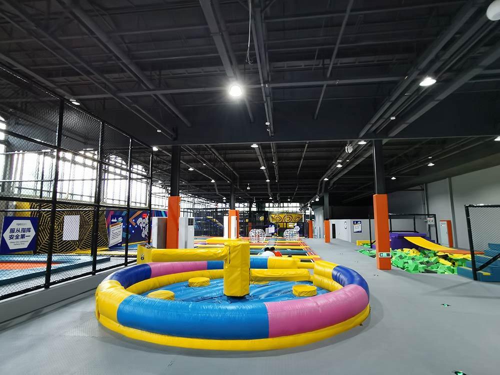 Huzhou ONE Indoor Trampoline and Adventure Park(5)