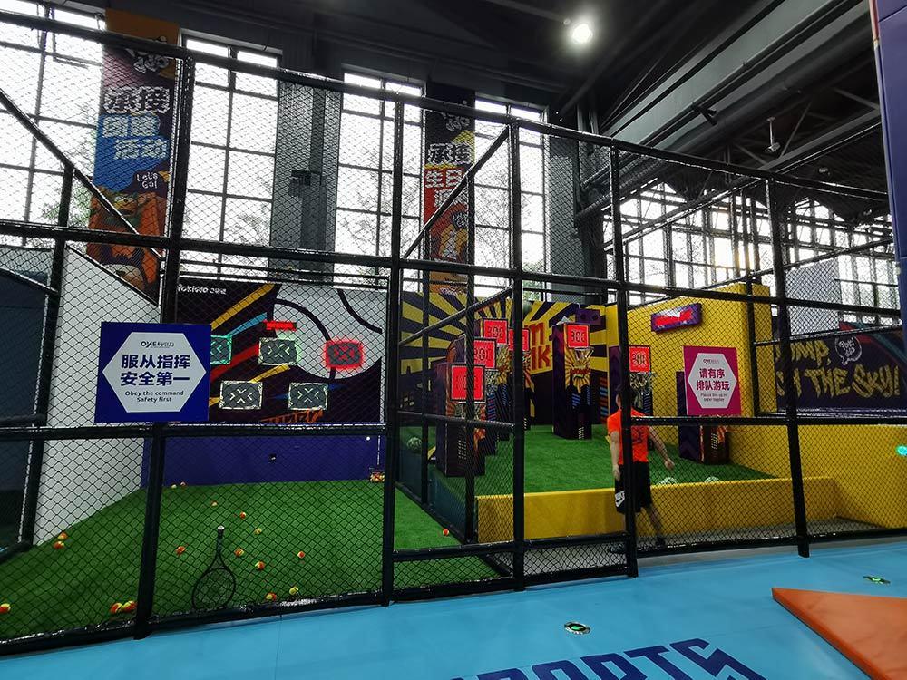 Huzhou ONE Indoor Trampoline and Adventure Park(6)