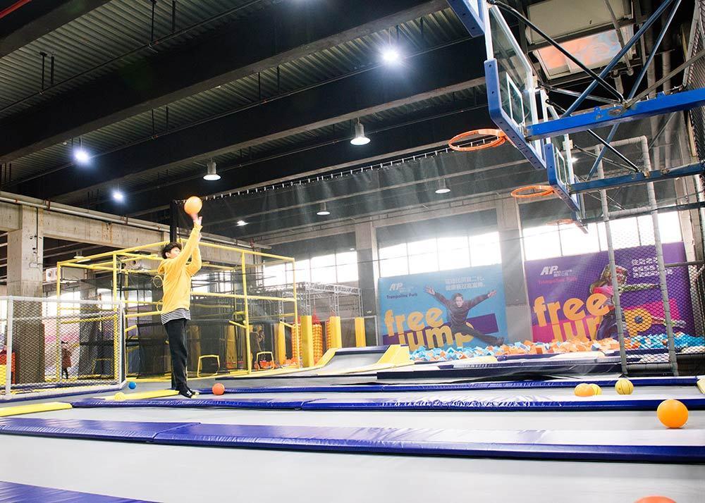 Pokiddo AP Sports Center-Wenzhou(6)