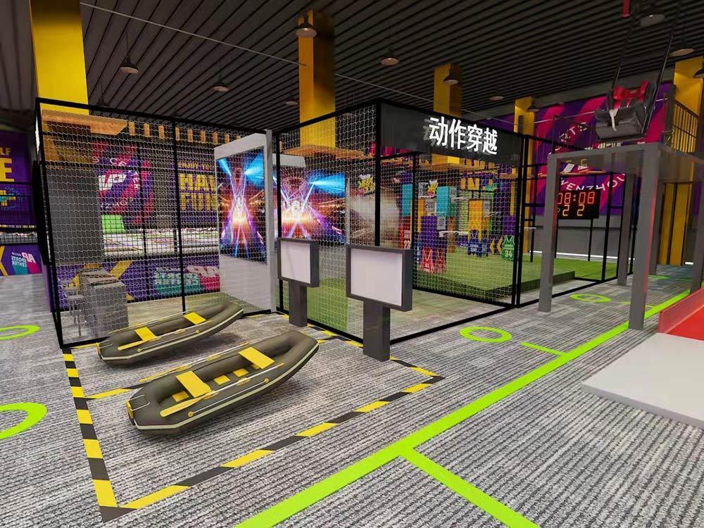 Pokiddo AP Sports Center Interactive Games(2)