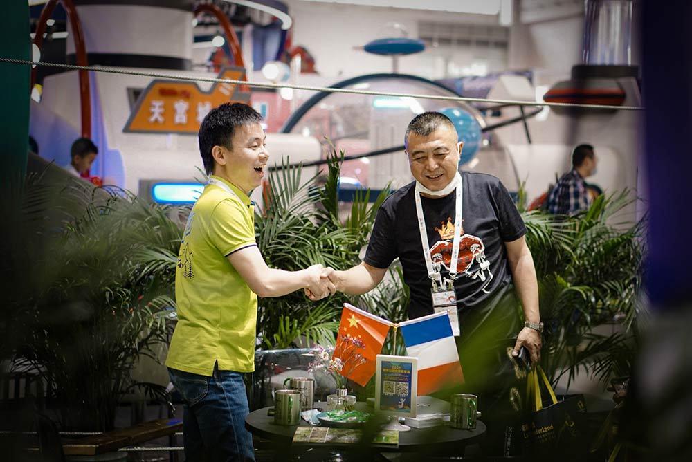 Pokiddo at CAAPA Attractions Expo 2021 · Beijing(2)