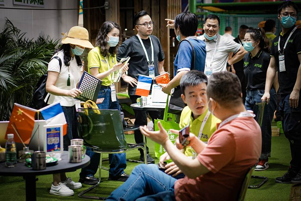 Pokiddo at CAAPA Attractions Expo 2021 · Beijing(3)