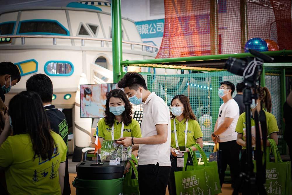 Pokiddo at CAAPA Attractions Expo 2021 · Beijing(4)