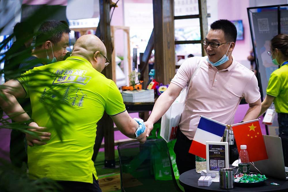 Pokiddo at Asia Amusement&Attraction Expo 2021 · Guangzhou(2)