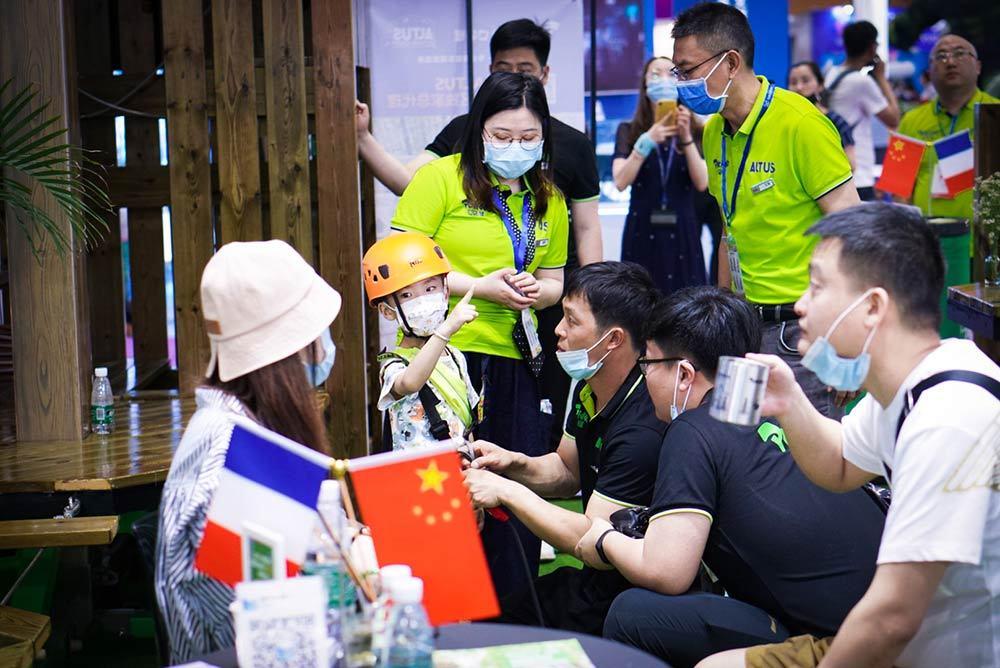 Pokiddo at Asia Amusement&Attraction Expo 2021 · Guangzhou(1)