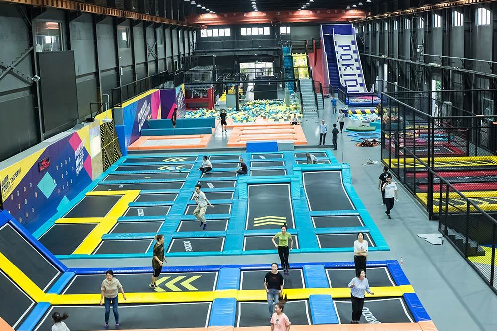 Benefits of Jumping on Trampolines(4)