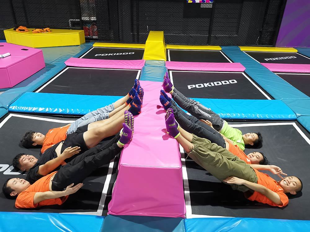 Benefits of Jumping on Trampolines(3)