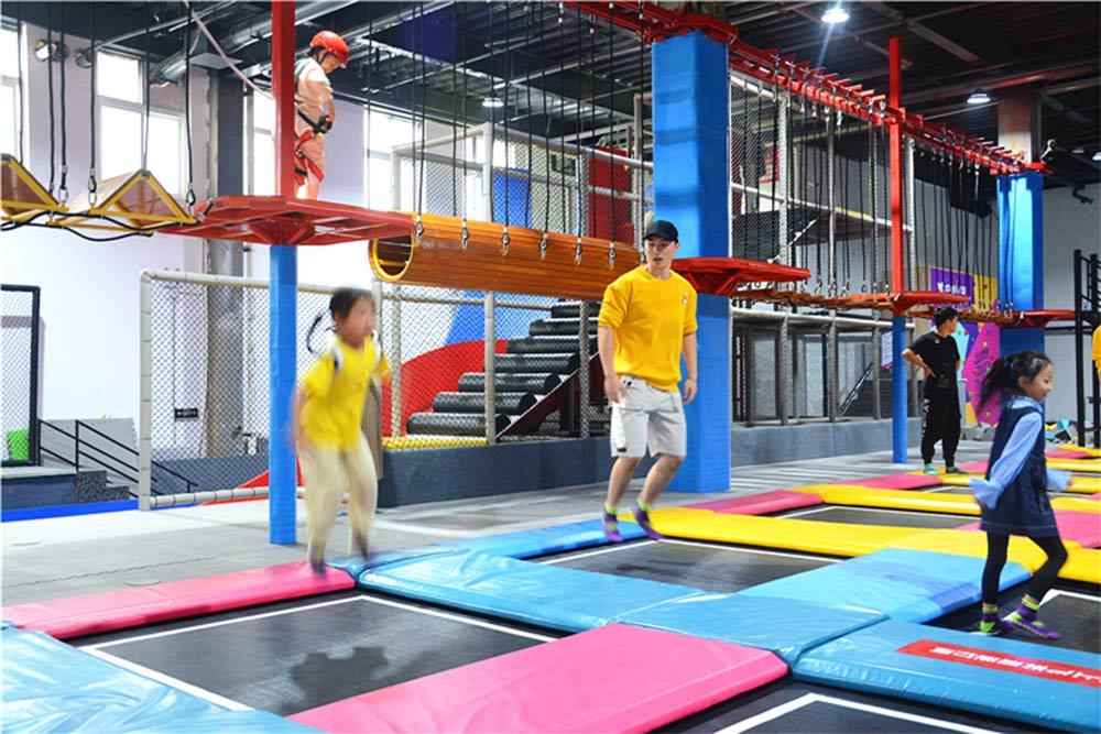 Benefits of Jumping on Trampolines(2)