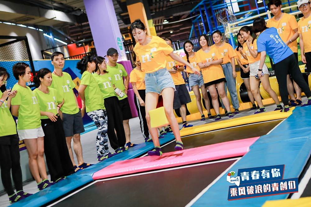 Benefits of Jumping on Trampolines(1)
