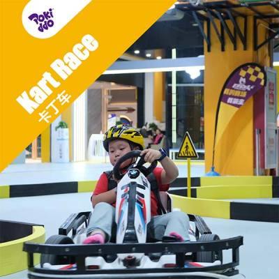 Kids Electric Go Kart Racing/Driving - Indoor Playground Attraction