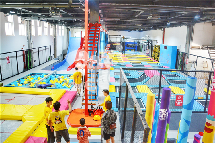 trampoline park franchise south africa