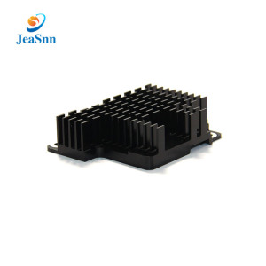 China supplier custom cnc milling aluminum heat sink for led lighting