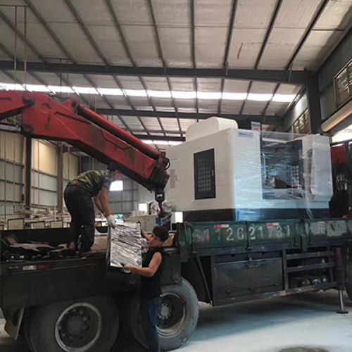 New cnc milling machines have arrived at Jeasnn factory