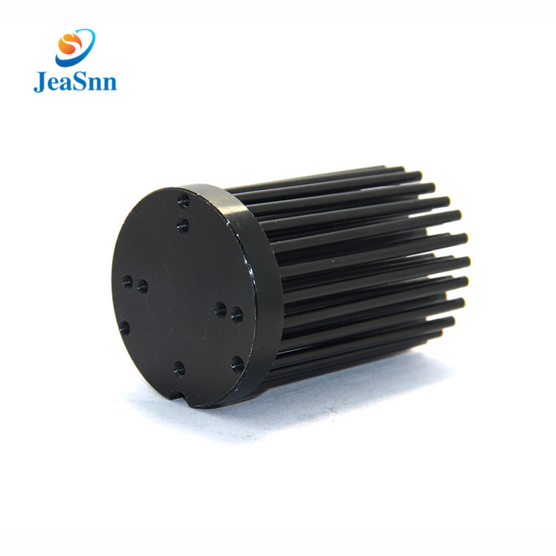 round pin fin heat sink