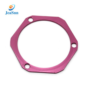 Anodized Cnc Machining Aluminum Parts for bike light