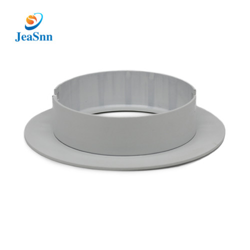 China Supplier OEM High Precision Aluminum CNC Machined Parts For Downlight