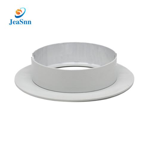China Supplier OEM High Quality CNC Machining Aluminum Parts For Downlight