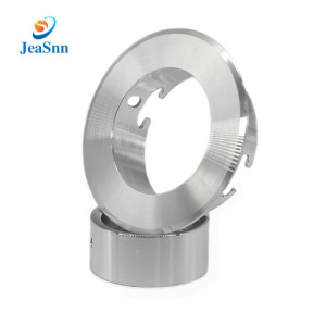 China Supplier Custom Aluminum 6065 Precision Turned Parts for Spotlight