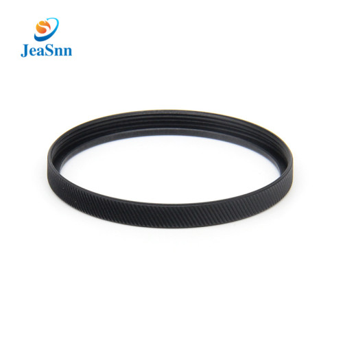 Wholesale CNC Machining Aluminum Ring For Track Light