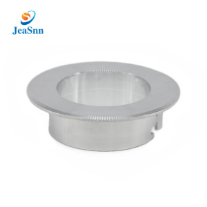 China Supplier Anodized Aluminum 6061 CNC Machined Parts for Downlight