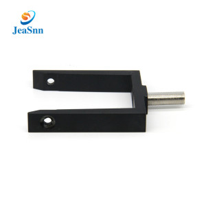 Dongguan Black Anodized CNC Machining Turning Aluminum Part for Stage Light