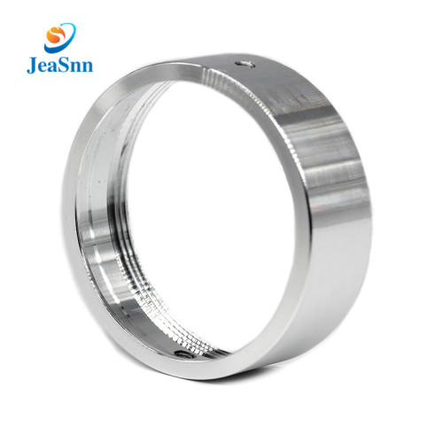 China Supplier Wholesale CNC Turned Aluminum Ring for Downlight