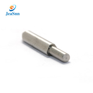 China Factory Customized Stainless Steel Precision Stepped Dowel Pins
