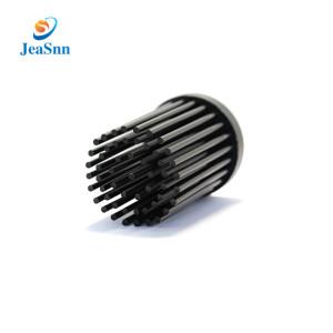 Factory Customized CNC Milled Aluminum Heatsink Sunflower For Led Lights