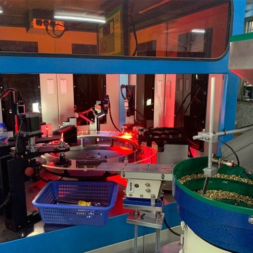 How Does The Laser Screening Instrument Inspect Metal CNC Turning Machining Parts?