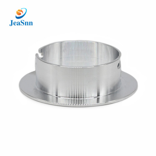 Factory Custom Made High Quality Machined Aluminum Parts for Downlight