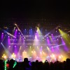What is the effect of the stage light?
