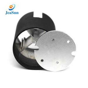 Custom Anodized Aluminum CNC Turning Parts for Spotlight