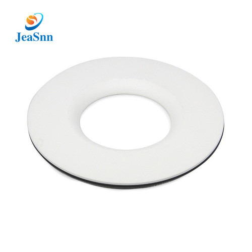 China Manufacturer Customized CNC Machining LED Downlight Round Panel Aluminum Lamp Housing Cover