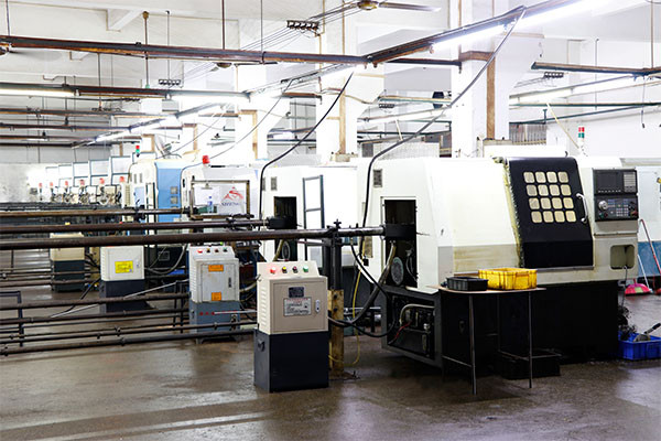 Aluminum cnc turning machining milling parts