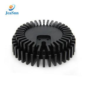 China Supplier Custom Aluminum CNC Machined Heat Sinks,CNC Milling Heat Sink