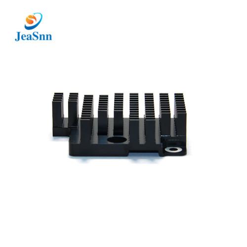 Customize Aluminum CNC MachiningHeatSink Fins,140mm Pin Fin Heatsink