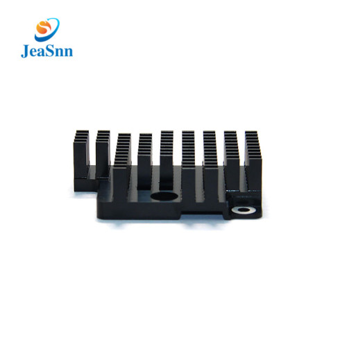 Customize Aluminum CNC Machining Heat Sink Fins,140mm Pin Fin Heatsink