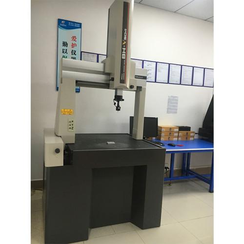 Jeasnn Purchased A New Coordinate Measuring Machine(CMM)